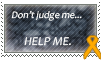 Stamp: Self-Injury Awareness 3