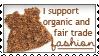 Stamp: Fair trade fashion by OtterAndTerrier