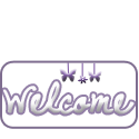 Welcome sign by OtterAndTerrier