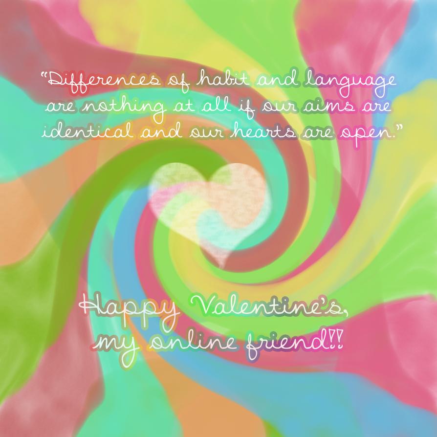 HP Valentine's Card - 2 by OtterAndTerrier