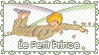 Stamp: Le Petit Prince by OtterAndTerrier
