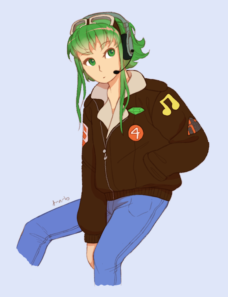 Gumi by Thoughts-and-Bubbles