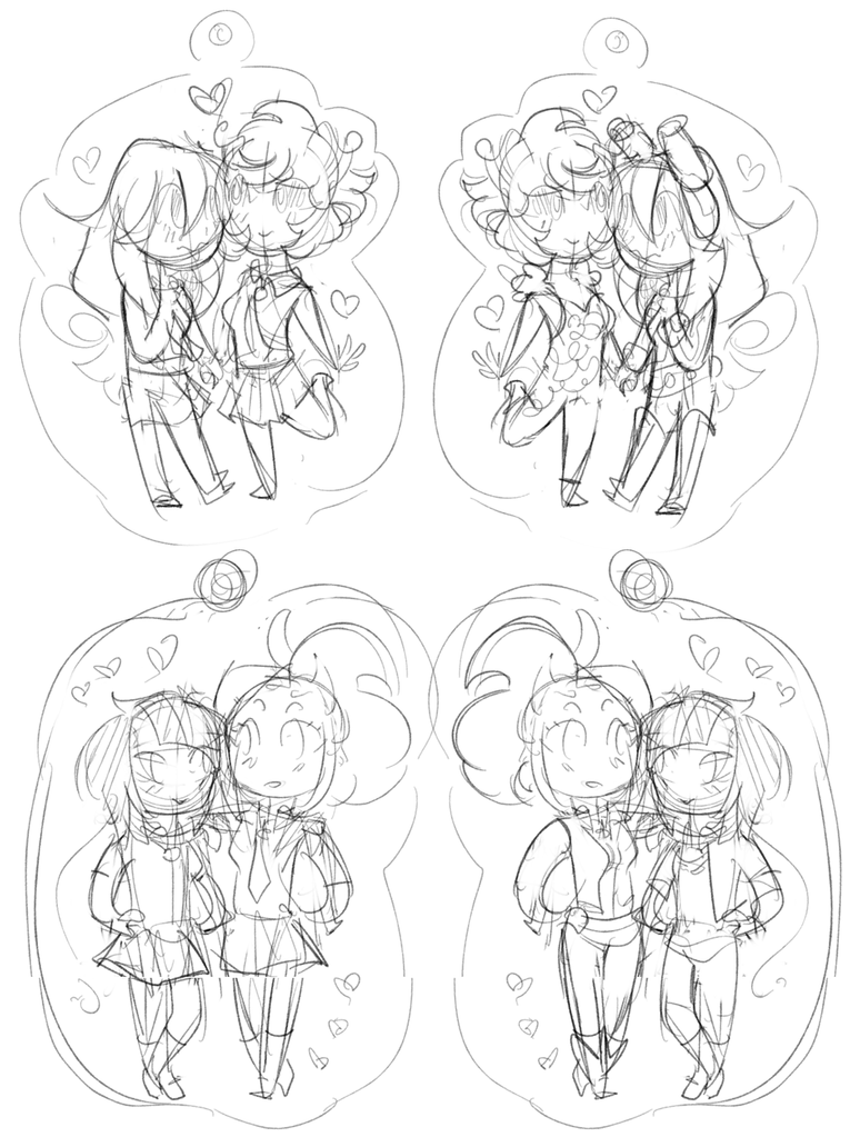 Charm Concepts by Thoughts-and-Bubbles