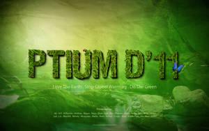 PTIUM D11 Nature Wallpaper by faizalqurni