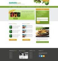 Saraya Health and Diabetes by faizalqurni