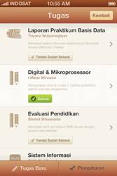 Kuliahmu App | Task Design