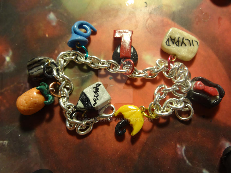 How I Met Your Mother Charm Bracelet By Mcminish On Deviantart
