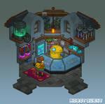 Robot Quest Shop