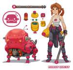 RQ Dog bot
