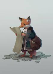 The Adventurer Fox