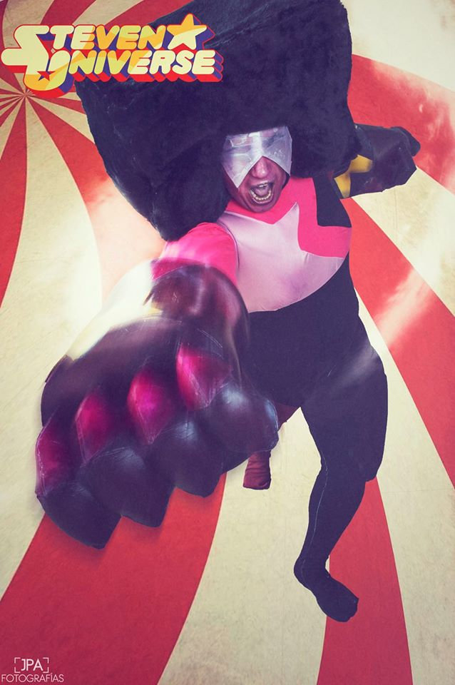 Garnet Cosplay by Juan-Cruz