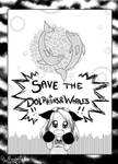 SAVE THE DOLPHINS AND WHALES