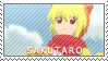 Sakutaro Stamp by LG-Kitty