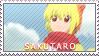 Sakutaro Stamp by LG-Kitty