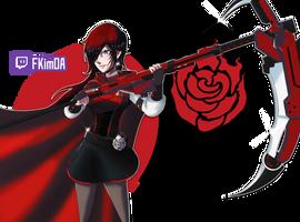 Eyepatch Ruby Rose by fkim90