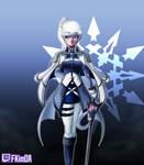 The Legendary Huntress Weiss Schnee