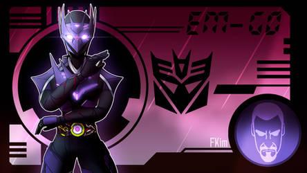 Kamen Rider Em-Go Zero-One by fkim90