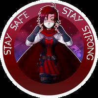 Ruby fighting CoronaVirus