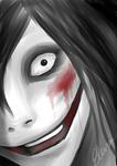 Jeff the Killer by Eleenachan
