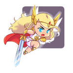 Chibi She-Ra