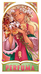 The princess of Flowers