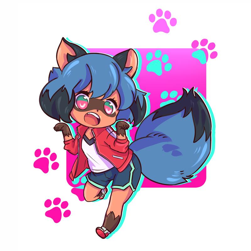 Chibi Tanuki