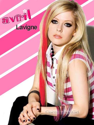 Avril Lavigne Tour Poster