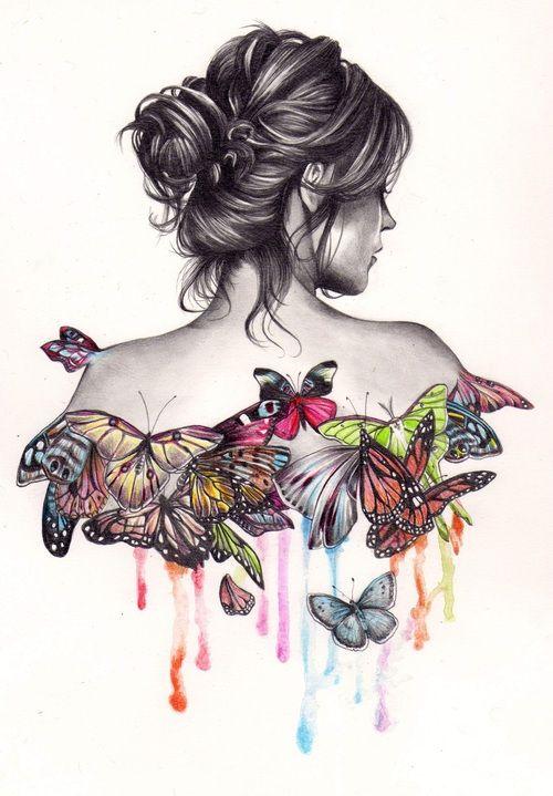 Creative Drawing Ideas Tumblr Tattoo Ideas By Vonschweetz33 On