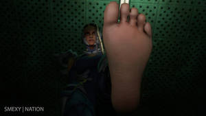 Master Raven's Foot POV by Smexy-Nation