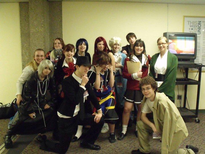 MHS Cosplay at Anime Milwaukee by ladytala on DeviantArt
