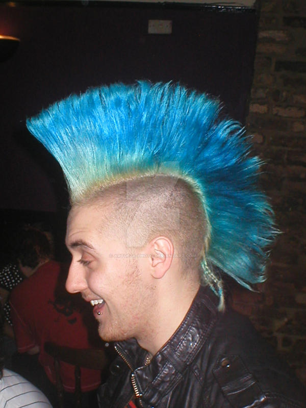 Mohawk Mohican