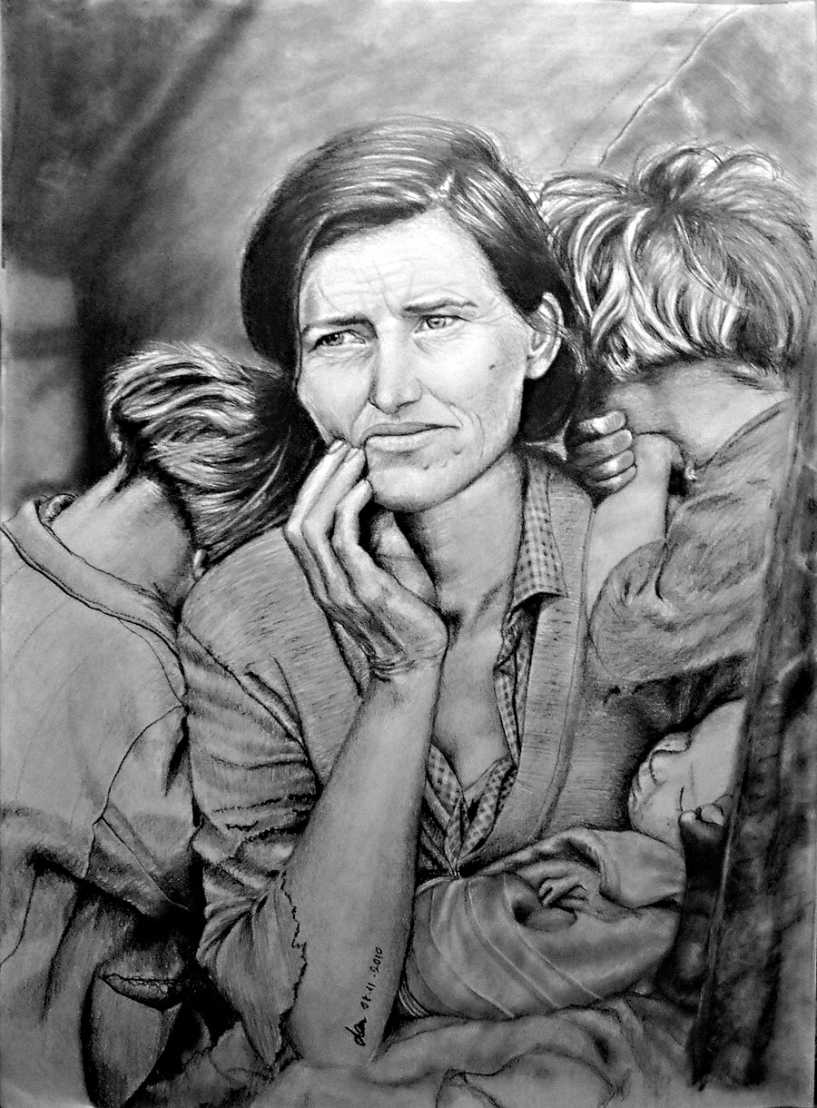 Famous Great Depression Paintings