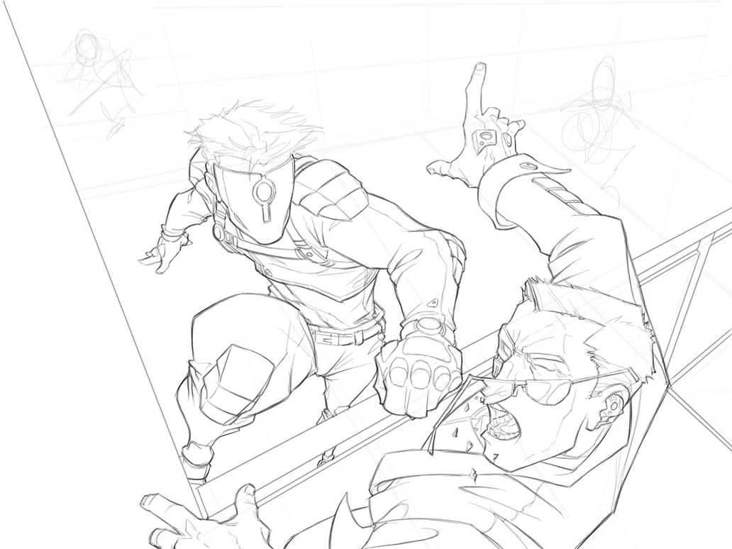 WIP - Technical Knockout by revoincubus