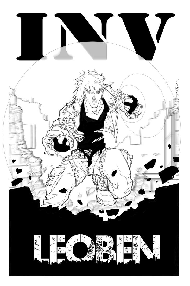 INV - Leoben Poster by revoincubus