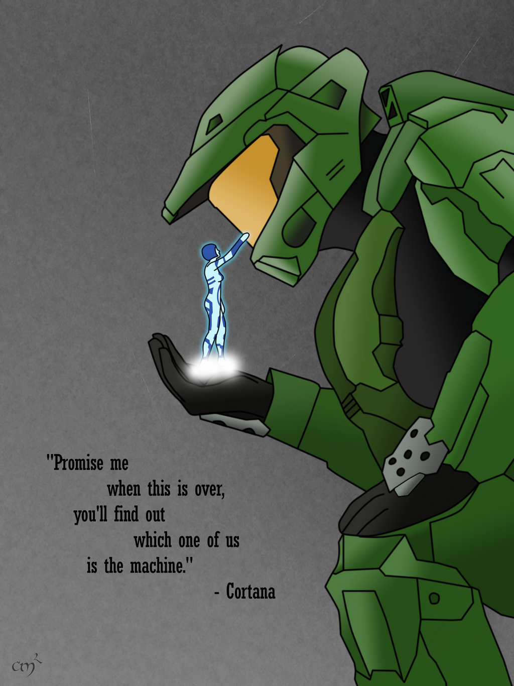 Halo - When this is over... by Azumoth
