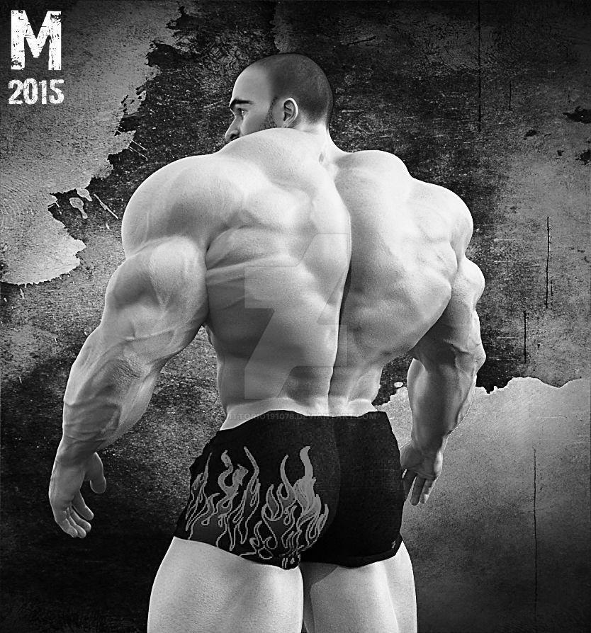 ::: Muscle Wear ::: by Vittorio191078