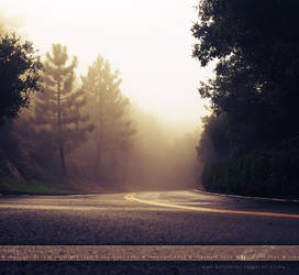 Down The Road by KovoWolf