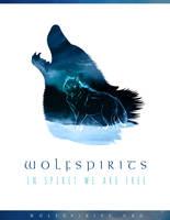 WolfSpirits Mock Poster v2 by KovoWolf
