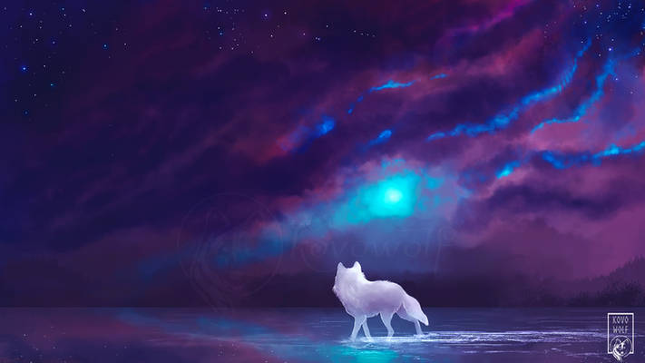 #30EveryDay Wolf 1 - The Watchful Eye