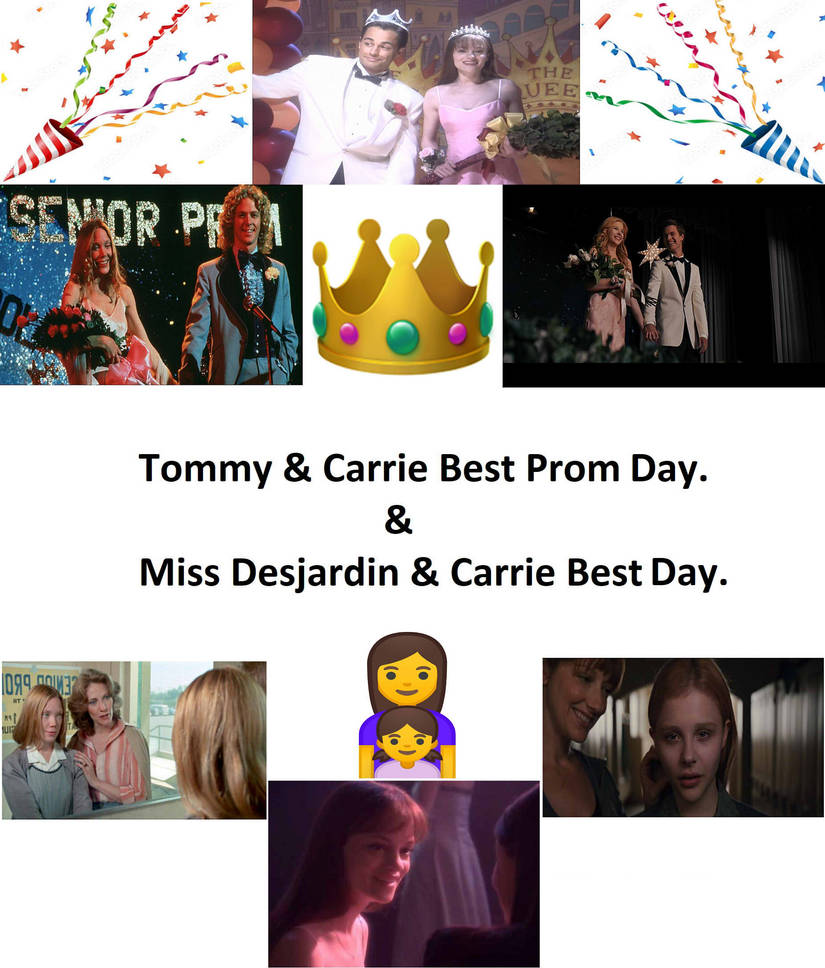 The Best Day In Carrie Life.