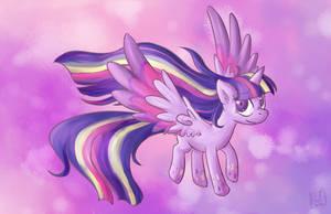 Mega Pony by Eastern-Katt