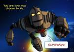 Iron Giant - Superman