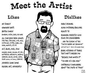 Meet the Artist by R0b0C