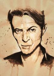 David Bowie by R0b0C