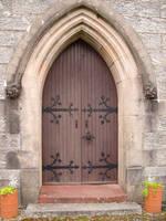 Stock Church Door by angel1592Stock
