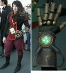 Asami's Equalist Glove