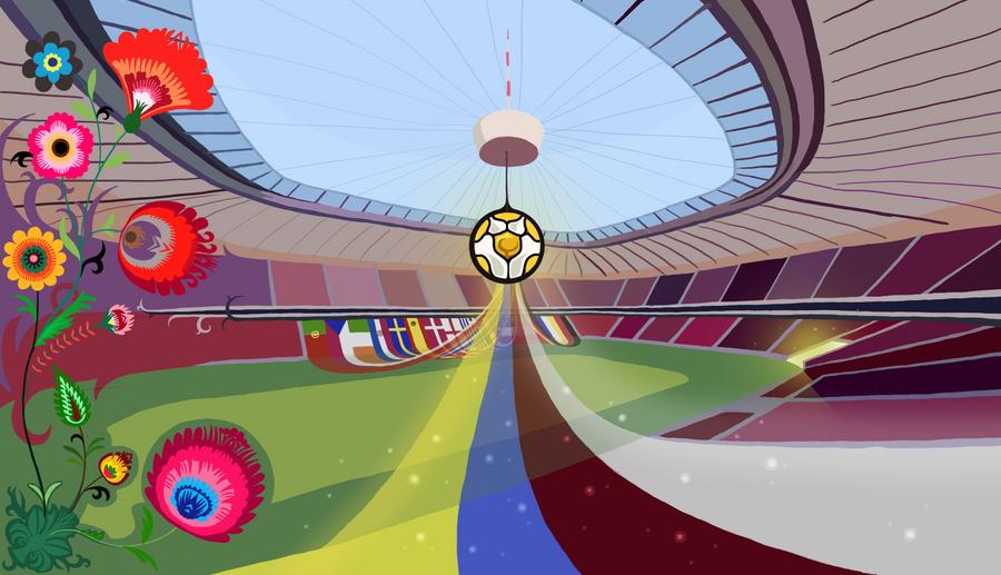 EURO 2012 by EoFoK