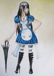 alice madness returns by Gotat