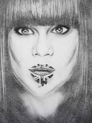 Jessie J by Gotat