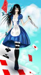 Alice by Gotat